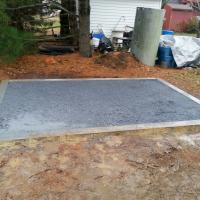 Shed Pad Site